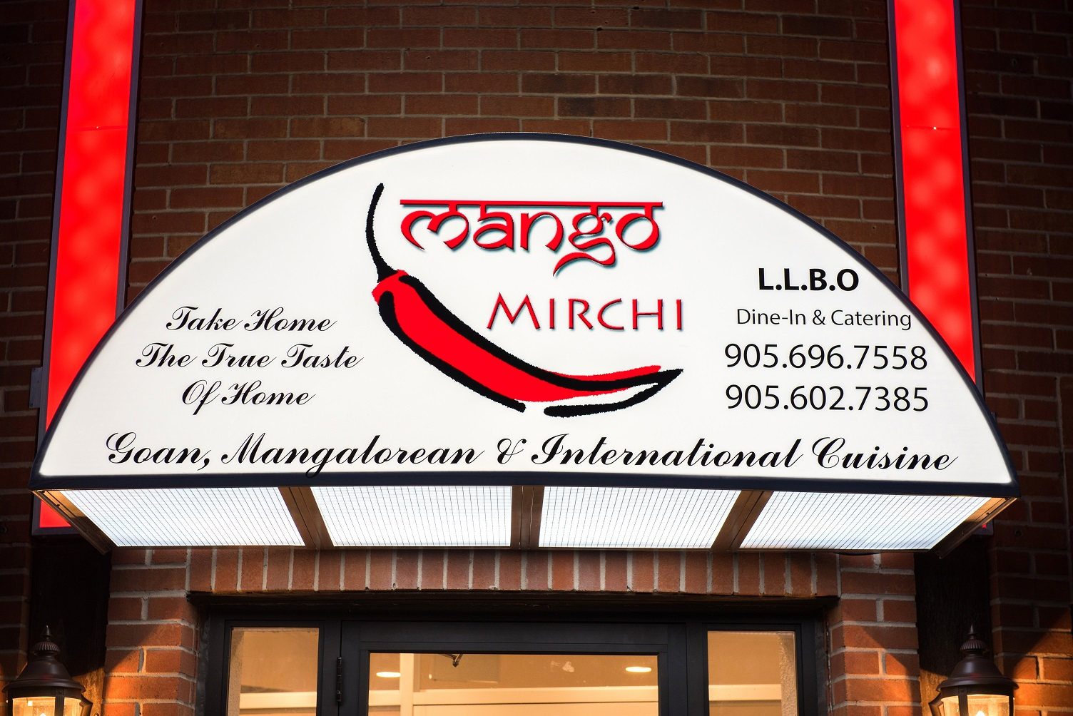 Welcome To Mango Mirchi